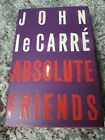 Absolute Friends John Le Carre SIGNED 1ST 1ST