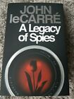 A Legacy of Spies John Le Carre SIGNED