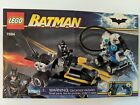 Lego Batman Instruction Manual Number 7884 All Pages Included Used
