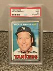 Comprehensive Guide to 1960s Mickey Mantle Cards 175
