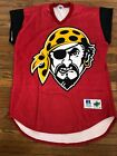 Pittsburgh Pirates TATC Turn Ahead The Clock Authentic Jersey Men 48 MLB Russell