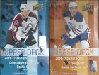 2016-17 Upper Deck Hockey 2- Box Hobby Box Lot (Series 1 + 2) A Matthews RC ?