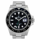 Rolex GMT-Master II 116710 Stainless Steel Black dial 40mm Automatic watch