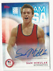 2016 Topps US Olympic and Paralympic Team Hopefuls Trading Cards 17