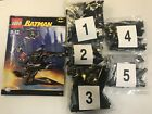 Lego 7782 Batwing The Jokers Aerial Assault 100 Complete SHIPS QUICK