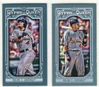 2013 Topps Gypsy Queen Baseball Mini Card Variations Guide 110