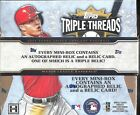 2014 Topps Triple Threads Factory Sealed Baseball Hobby Box Bryce Harper AUTO ?