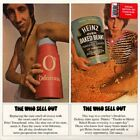 The Who  The Who Sell Out LP Blue Colored Vinyl Album SEALED NEW RECORD