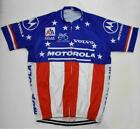 Motorola vintage cycling Short Sleeve Jersey Cycling Jersey