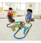 Thomas the Train Friend Engine Trackmaster Builder Toy Track 6 In 1 Kids Playset