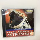 Isaac Isimovs Astronomy Software CD Windows 2000 95 98 NT Mac Multimedia Sealed