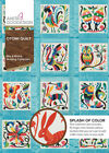 Otomi Quilt Anita Goodesign Embroidery Design Machine CD