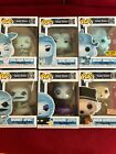 FUNKO POP! HAUNTED MANSION SET BOX LUNCH & HOT TOPIC EXCLUSIVES INCLUDED