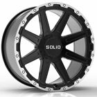 20 SOLID Atomic Machined 20x95 Wheels Rims Fits Infiniti FX35 FX37 FX50