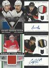 2013-14 Panini Dominion Hockey Rookie Patch Autograph Guide 72