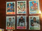 1968 Topps Football Cards 9