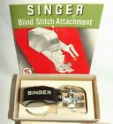 Vintage Singer Sewing Machine Blind Stitch Attachment with Instructions 160616