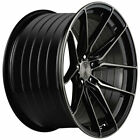 20 Vertini RFS18 Black 20x10 20x11 Forged Concave Wheels Rims Fits Nissan 350Z