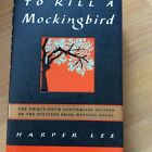 To Kill A Mockingbird Harper Lee SIGNED not inscribed HB 35th Anniv 1995 low