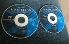 Marillion Holidays In Eden Promo 2 CD-R Acetate Limited Edition Set