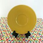 Fiestaware Sunflower JUMBO Saucer HLC Fiesta Yellow Retired Saucer Only