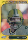 The Epic Story of Brett Favre's Streak Told Through Football Cards 39