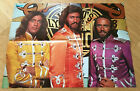 Bee Gees 1978 Sgt Peppers Swedish Poster Magazine 1970s Rare Vintage
