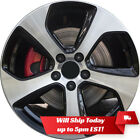 New 18 Alloy Wheel Rim for 2014 2015 2016 2017 2018 2019 VW Volkswagen Golf GTI