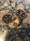 Vintage Weight Watchers Necklace Cufflinks With Matching Tie Pin