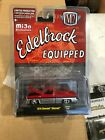 M2 C10 SILVERADO EDELBROCK DIECAST TRUCK 164 LIMITED EDITION HOBBY ONLY