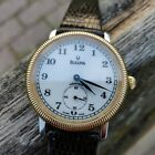 Bulova Mecanique Gold And Steel Limited Edition watch 100 pieces