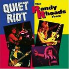 QUIET RIOT THE RANDY RHOADS YEARS CD BEST  ITS NOT SO FUNNY TROUBLE KILLER GIRLS