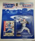 1997 STARTING LINEUP FIGURE with CARD JASON ISRINGHAUSEN METS N.I.P.