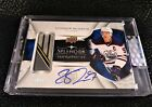 Connor McDavid Signs Exclusive Autograph Deal with Upper Deck 16