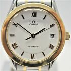 OMEGA MAISON FONDEE EN1848 AUTOMATIC STAHL/GOLD