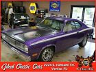 1972 Plymouth Duster 340 1972 Plymouth Duster 340 0 Miles In Violet 340 V8 A727 TorqueFlite Automatic