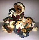 VTG Boyds Bears Christmas Figurine No. 2283 - Excellent Pre-Owned Condition
