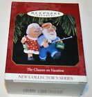 1997 Hallmark Ornament Clauses on Vacation free shipping