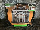 Retired Lemax Spooky Town Halloween Village Shady Hollow Funeral Parlor