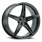 19 XO Auckland Black 19x85 19x11 Forged Concave Wheels Rims Fits Audi R8 V10
