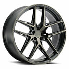 19 XO Cairo Grey 19x85 Forged Concave Wheels Rims Fits Nissan Maxima