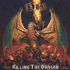 Dio CD Killing the Dragon Spitfire Records SPT-15199-2 Heavy Metal Ronnie James