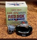 Replica Fenway Park Giveaway at Boston Red Sox Game 14