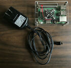 Raspberry Pi 3 Model B+ AND the Offical Charger AND a Cooling Fan Case BUNDLE