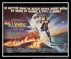 BACK TO THE FUTUR 10x13 ft Giant Billboard Original Movie Poster 1985 PIC