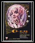 CLEO FROM 5 TO 7 27x40 US One Sheet Vintage Movie Poster Original 1962