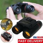 Day Binoculars 30 x 60 Zoom Outdoor Travel Conpact Folding Telescope Hunting New