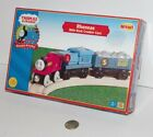 Thomas & Friends Train Tank Engine Wooden Railway Rheneas Rock Crusher Cars NOB