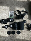 Canon EOS Digital Rebel XT EOS 350D 80MP Digital SLR Camera Black Kit