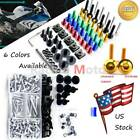 Motorcycle Fairing Bolt Kit Body Screws Clip Nuts Fit For BMW K1200GT 2003-2006